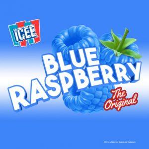 ICEE Flavor Blue Raspberry
