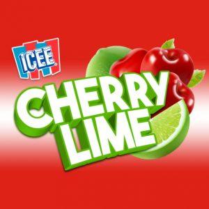 ICEE Flavor Cherry Lime