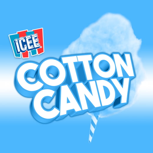 ICEE Flavor Cotton Candy