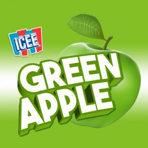ICEE Flavor Green Apple