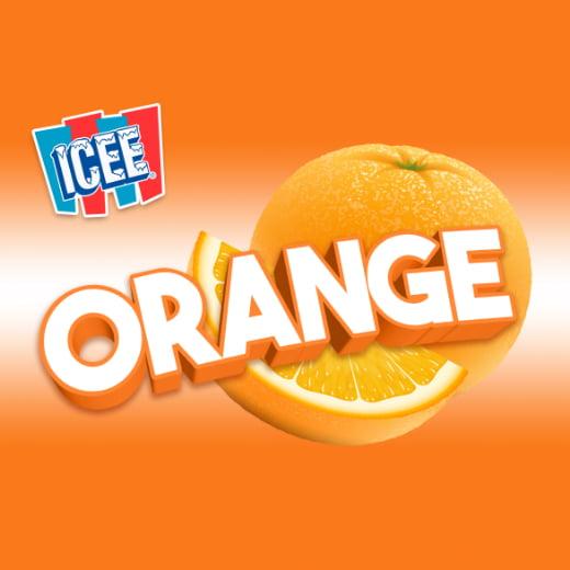 ICEE Flavor Orange