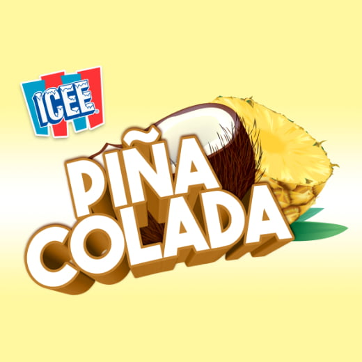 ICEE Flavor Piña Colada