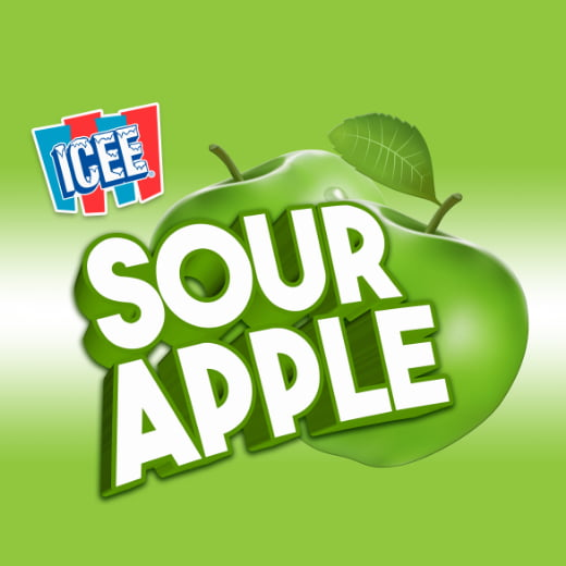 ICEE Flavor Sour Apple