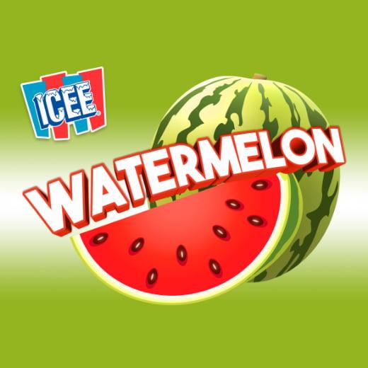 ICEE Flavor Watermelon
