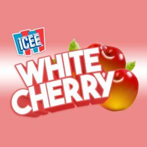 ICEE Flavor White Cherry