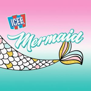 ICEE Flavor Mermaid