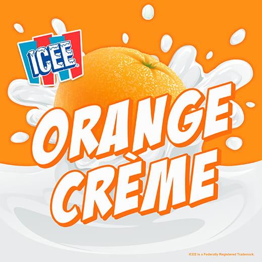 Flavor Orange Crème