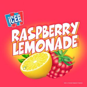ICEE Flavor Raspberry Lemonade
