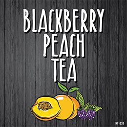 ICEE Flavor Blackberry Peach Tea