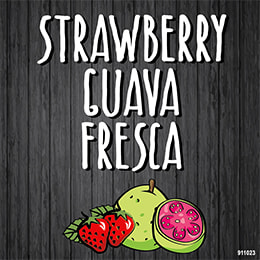 ICEE Flavor Strawberry Guava Fresca