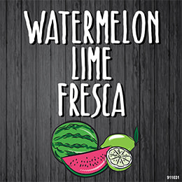 ICEE Flavor Watermelon Lime Fresca