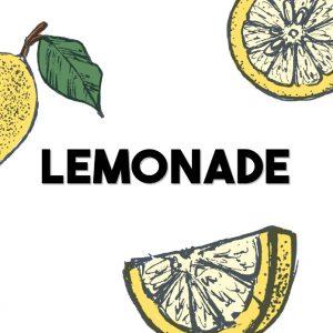ICEE Flavor Lemonade Bubbler