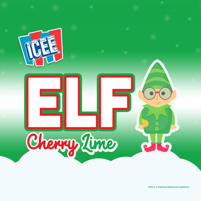 ICEE-Elf-Cherry-Lime