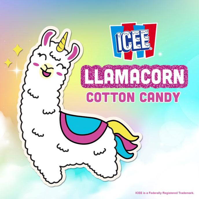ICEE-Llamacorn