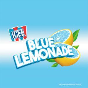 ICEE Flavor Blue Lemonade