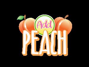 ICEE Flavor Add Peach